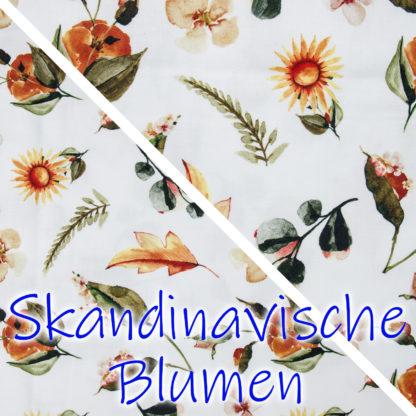 Skandinavische Blumen